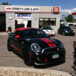 Ferney's Lube and Auto Repair Testimonial Image.